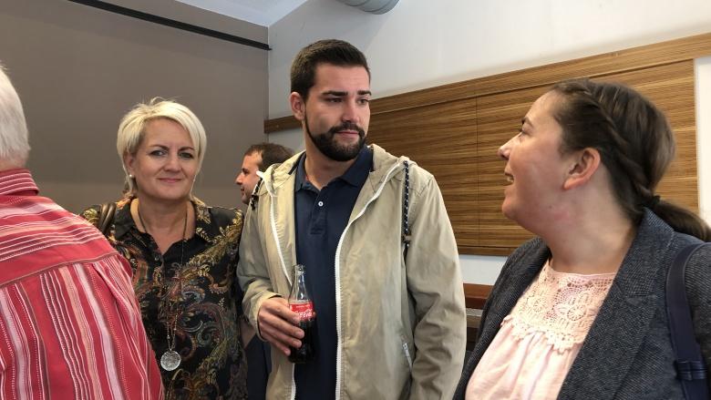 Ruth Meyer,Alex Zeyer, Andrea Kallenbrunnen
